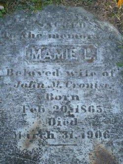 Mamie L. Cronise
