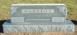 Charlotte May <I>Cowan</I> Cambron