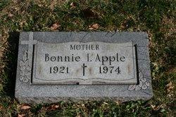 Bonnie Imogene <I>LeMasters</I> Apple