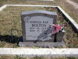 Harold Ray Bolton