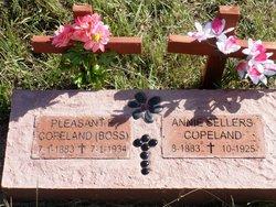 Annie <I>Sellars</I> Copeland