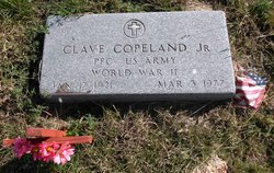 "Cleveland Cleburn ""Clave"" Copeland, Jr"