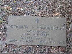 Ira Golden Lauderdale