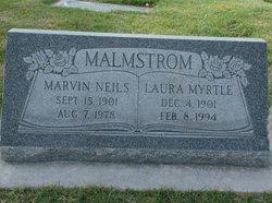 Marvin Malmstrom