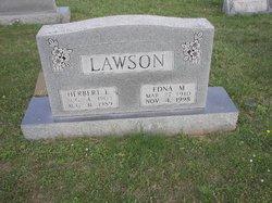 Edna M <I>McCulley</I> Lawson