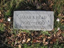 Sarah E. Head