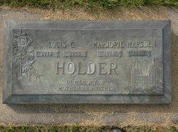 Louis Holder
