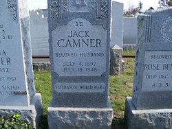 """Jack """"Jacob or Jack"""" Camner"""