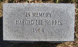 Harold Lee Norris