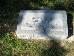 Macon Cecil Abernathy