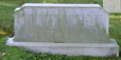 Nancy M. <I>Payson</I> Barrett