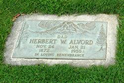 Herbert Wilford Alvord