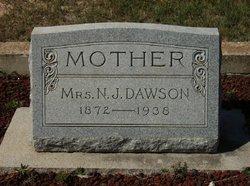 Mrs Ida Louise <I>Carpenter</I> Dawson