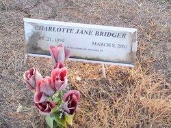 Charlotte Jane Bridger