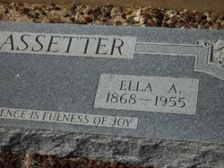Ella Armanda <I>Smith</I> Lassetter
