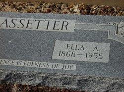 Ella Armanda <I>Smith</I> Lassetter