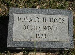 Donald Dewitt Jones