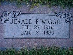 Jerald F. Wiggill