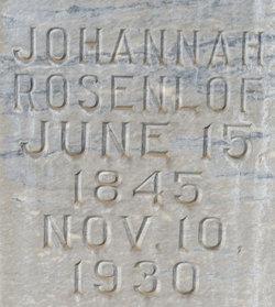 Johanna Rosenlof