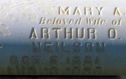 Mary Augusta <I>Nelson</I> Neilson