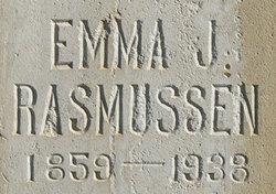Emma Elizabeth <I>Jeffs</I> Rasmussen
