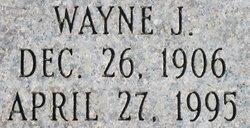 Wayne J Stansfield