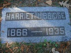 Harriet L <I>Seely</I> Bridge