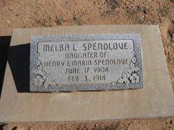 Melba Lydia Spendlove