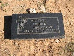 Wrethel Arnold Spendlove