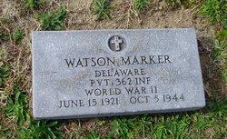 Watson Marker