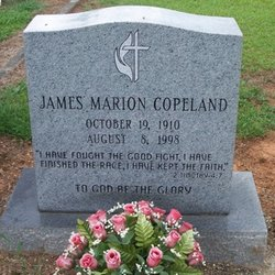 James <I>Marion</I> Copeland