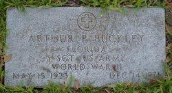 Arthur P. Buckley