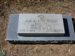 Joe Albert Rood