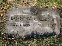 Dorothy Ann <I>Devore</I> Alerding