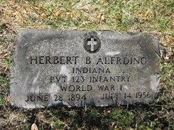 Herbert Baltes Alerding