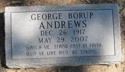 George Borup Andrews