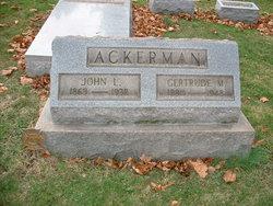 John Leonard Ackerman