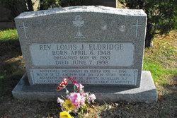 Rev Louis J Eldridge