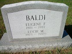 Eugene F Baldi