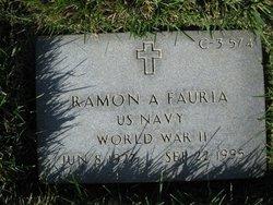 Ramon Anthony Fauria