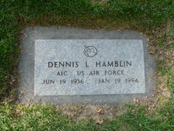 Dennis Lowell Hamblin