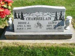 Bessie <I>Judd</I> Chamberlain