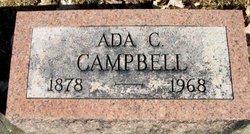 Ada Corrine <I>Corson</I> Campbell