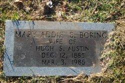 Mary Addie Bea <I>Boring</I> Austin