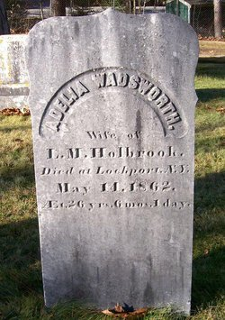 Adelia <I>Wadsworth</I> Holbrook