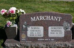 Norval Stevens Marchant