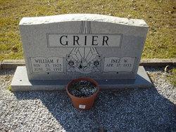 Inez <I>Wheeler</I> Grier
