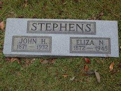 Eliza <I>Nix</I> Stephens