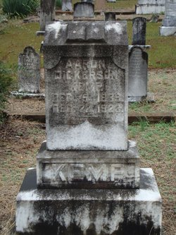 Aaron Dickerson Kemp