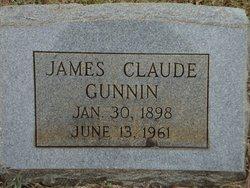 James Claude Gunnin